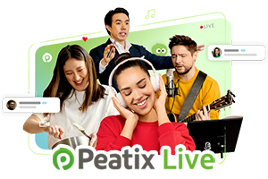 Introducing Peatix Live - A secured live streaming solution designed for organizers to create paid live experiences