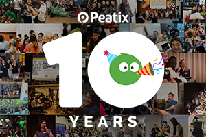 This May, Peatix turns 10! Read more about our key initiatives as we celebrate this milestone